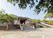 近200年历史的陆丰市旗山寺 焕然一新