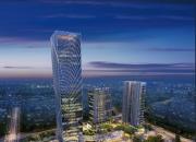 汕尾金融中心即将封顶 能成为汕尾的新地标吗?
