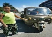 陆河公安加大力度整治道路交通违法行为 行政拘留10人