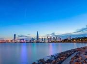 绿色新城 宜游深汕 深汕特别合作区坚持绿色可持续发展