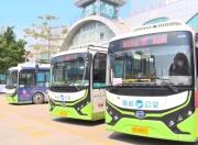 海丰老年人、现役军人等群体可免费乘坐公交