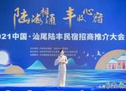 陆丰民宿招商推介大会暨沙滩体育文化嘉年华盛大开幕