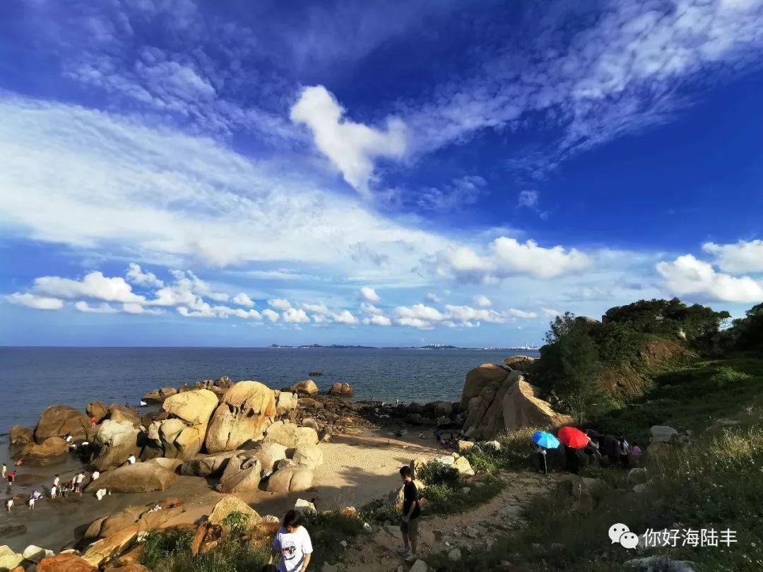 海丰大湖海:天之蓝海之蓝 大湖海之蓝 海丰新闻 第4张