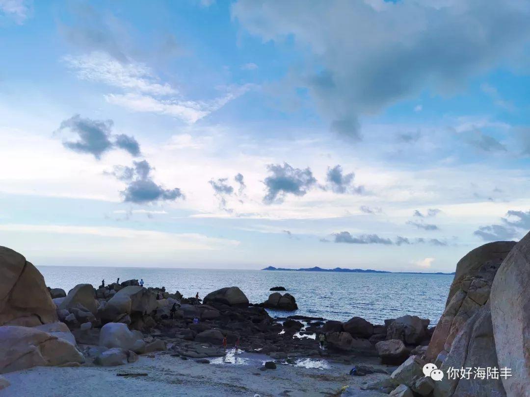 海丰大湖海:天之蓝海之蓝 大湖海之蓝 海丰新闻 第23张