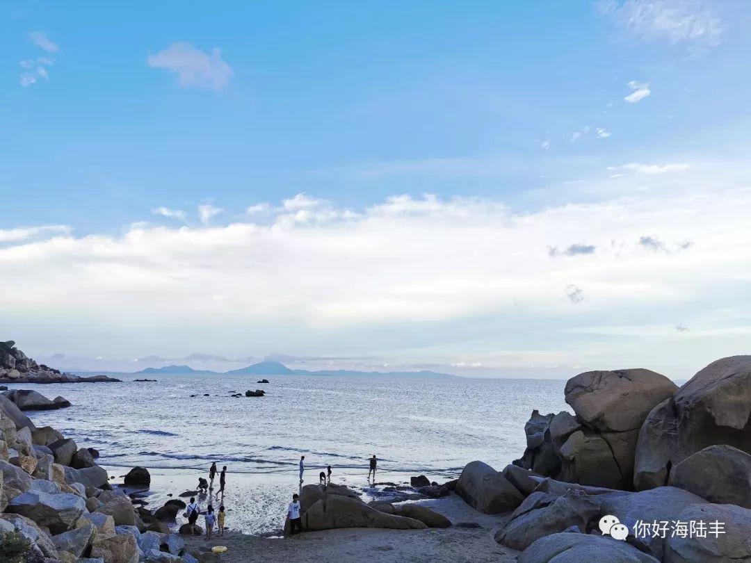 海丰大湖海:天之蓝海之蓝 大湖海之蓝 海丰新闻 第24张