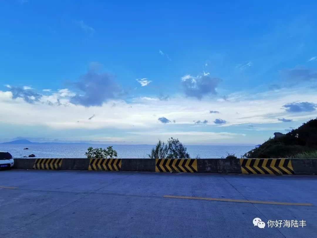 海丰大湖海:天之蓝海之蓝 大湖海之蓝 海丰新闻 第26张