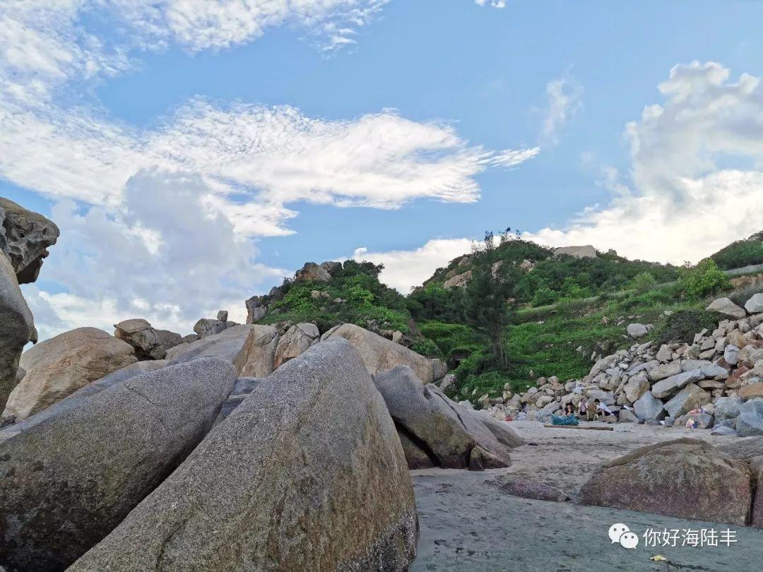 海丰大湖海:天之蓝海之蓝 大湖海之蓝 海丰新闻 第18张