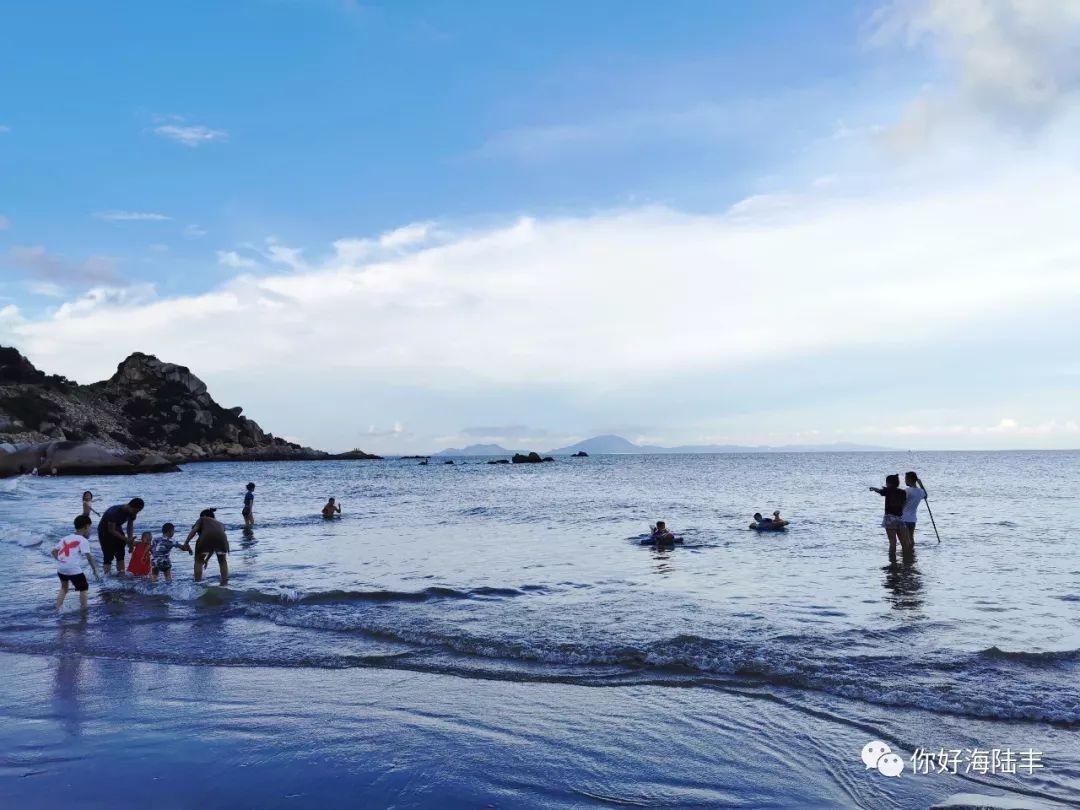 海丰大湖海:天之蓝海之蓝 大湖海之蓝 海丰新闻 第17张