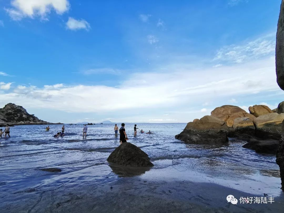 海丰大湖海:天之蓝海之蓝 大湖海之蓝 海丰新闻 第13张
