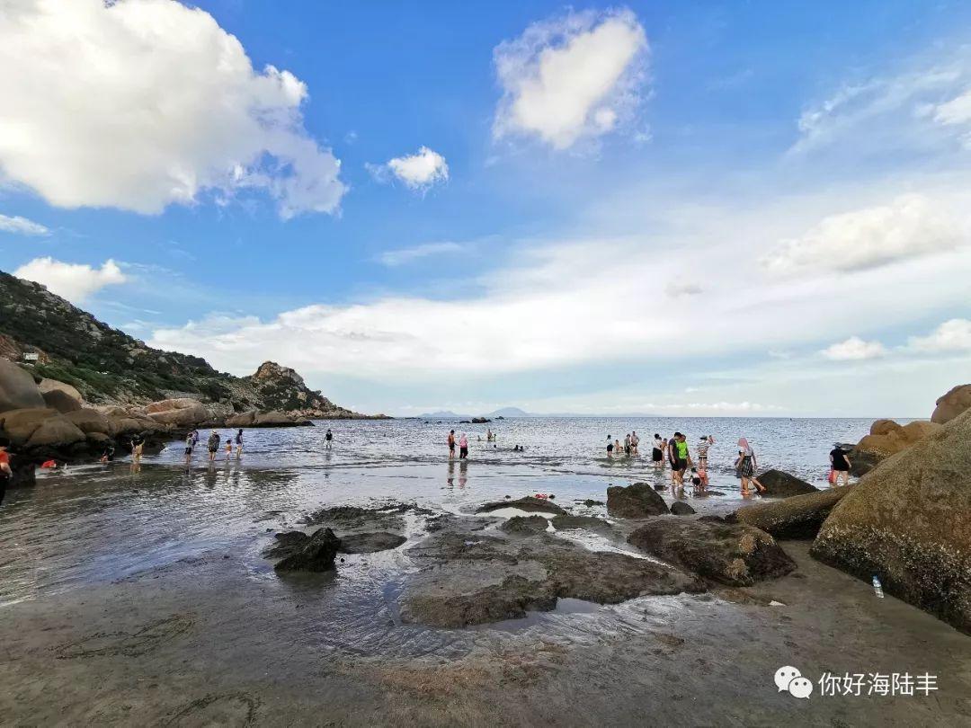 海丰大湖海:天之蓝海之蓝 大湖海之蓝 海丰新闻 第9张