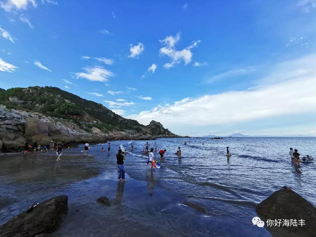 海丰大湖海:天之蓝海之蓝 大湖海之蓝 海丰新闻 第14张