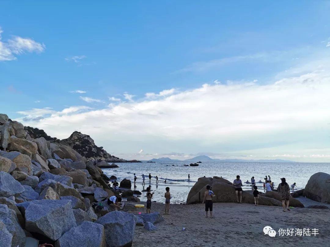 海丰大湖海:天之蓝海之蓝 大湖海之蓝 海丰新闻 第22张