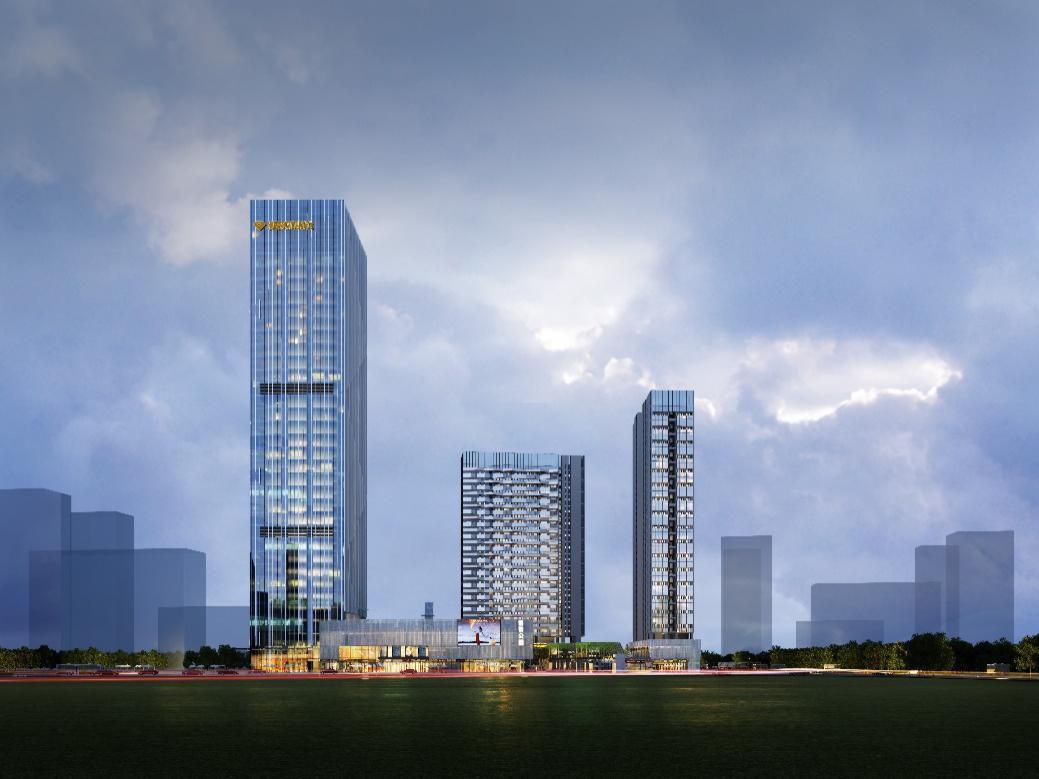 汕尾金融中心即将封顶 能成为汕尾的新地标吗? 汕尾新闻 第6张