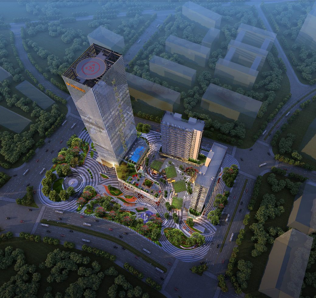 汕尾金融中心即将封顶 能成为汕尾的新地标吗? 汕尾新闻 第4张