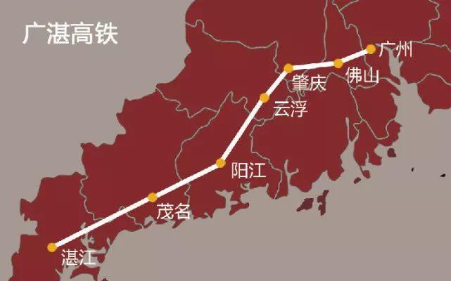 广东发布:汕尾在规划新高铁线路3条 汕尾 第4张