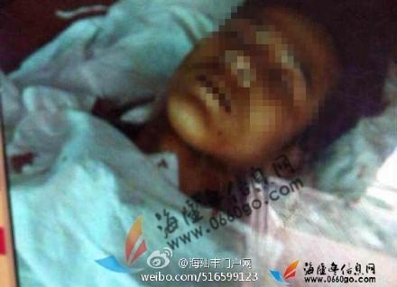 陆丰南塘镇发生凶杀案 一死一重伤 陆丰新闻 第4张