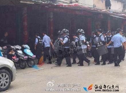 陆丰南塘镇发生凶杀案 一死一重伤 陆丰新闻 第3张