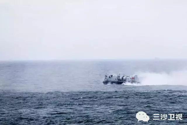 中国、泰国海军在汕尾某海域举行联合军演 汕尾新闻 第19张