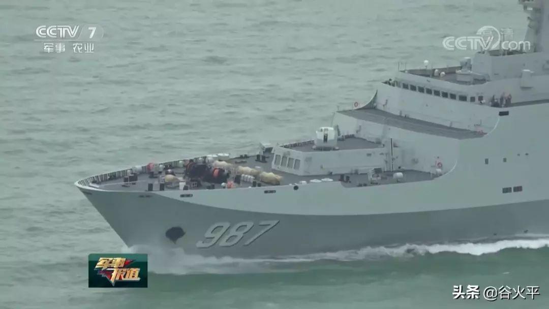 中国、泰国海军在汕尾某海域举行联合军演 汕尾新闻 第11张