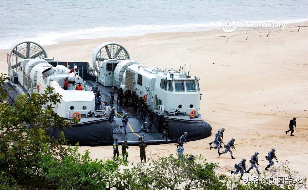 中国、泰国海军在汕尾某海域举行联合军演 汕尾新闻 第8张