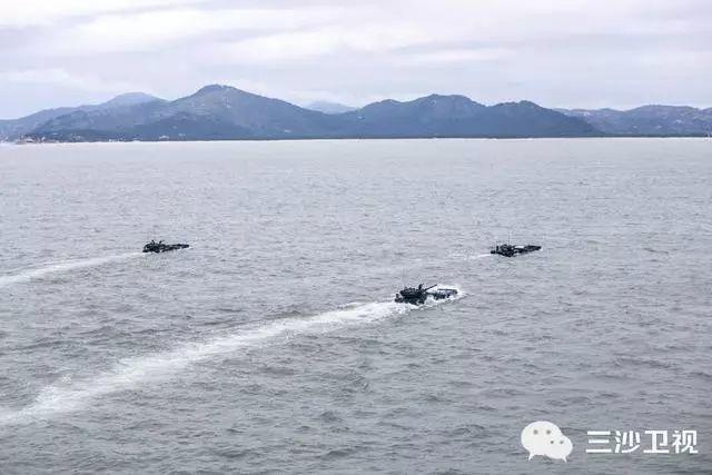 中国、泰国海军在汕尾某海域举行联合军演 汕尾新闻 第20张