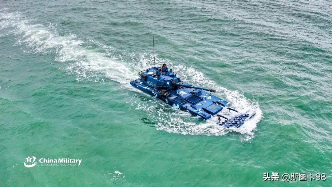 中国、泰国海军在汕尾某海域举行联合军演 汕尾新闻 第9张
