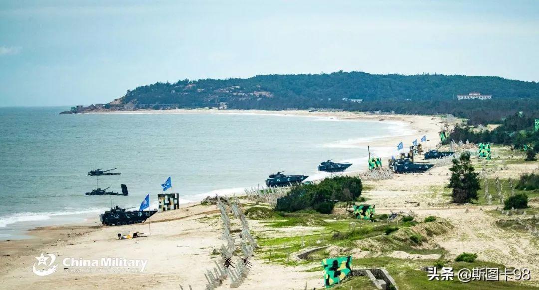 中国、泰国海军在汕尾某海域举行联合军演 汕尾新闻 第3张