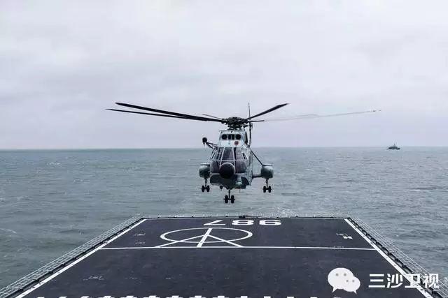 中国、泰国海军在汕尾某海域举行联合军演 汕尾新闻 第18张
