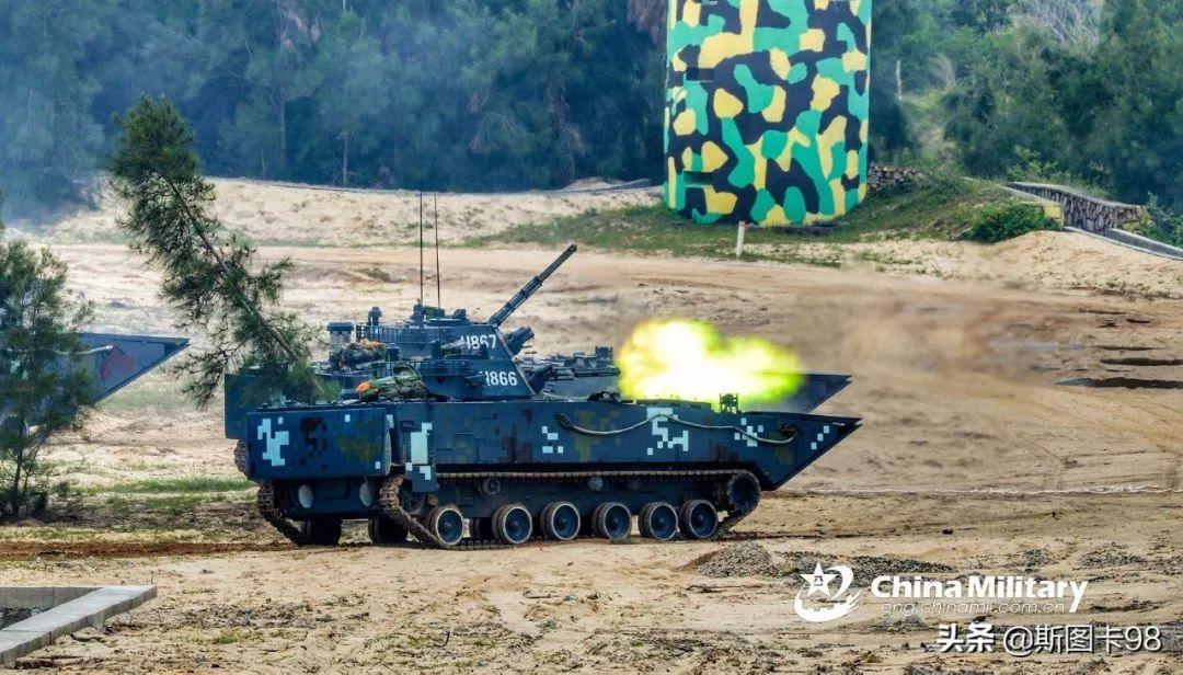 中国、泰国海军在汕尾某海域举行联合军演 汕尾新闻 第7张