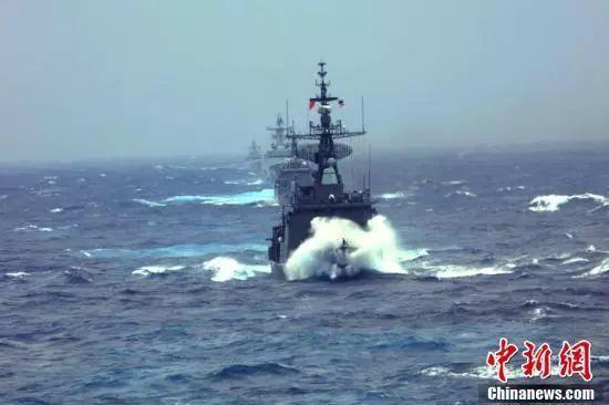 中国、泰国海军在汕尾某海域举行联合军演 汕尾新闻 第23张