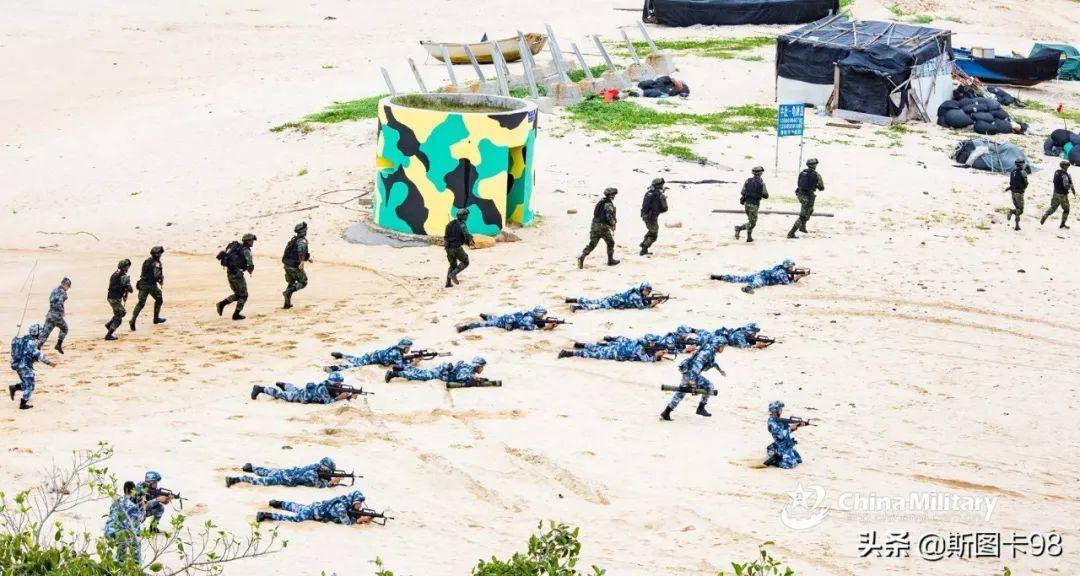 中国、泰国海军在汕尾某海域举行联合军演 汕尾新闻 第4张