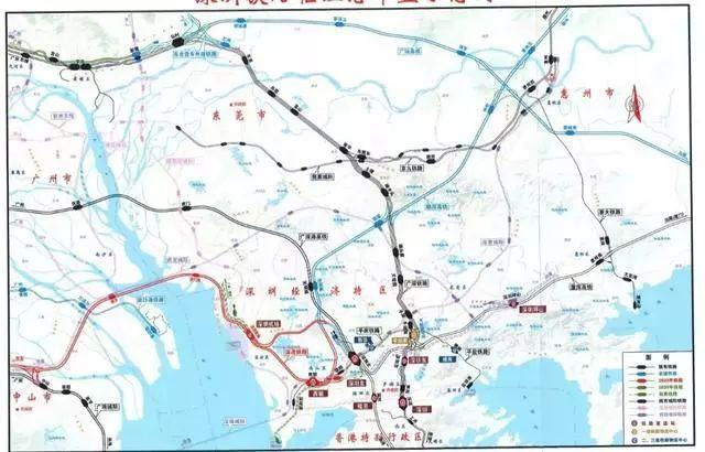 深茂铁路优化 或延伸至汕尾 汕尾新闻 第2张
