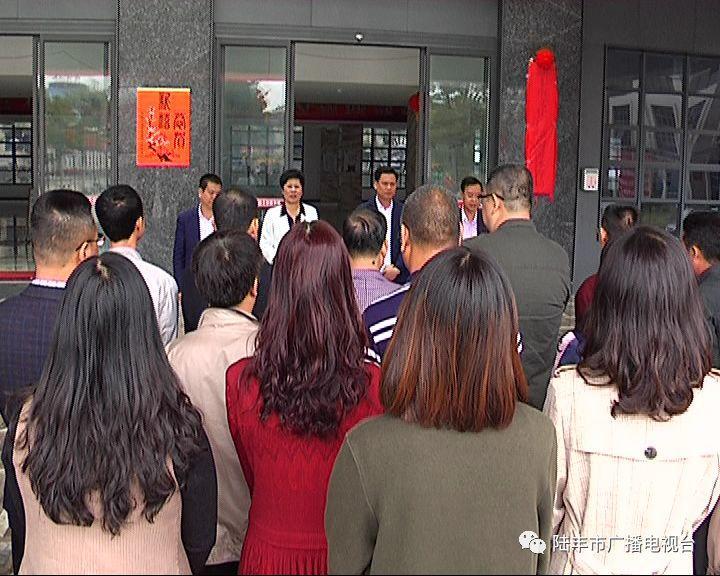 陆丰市一批新成立的工作机构挂牌 陆丰 第11张