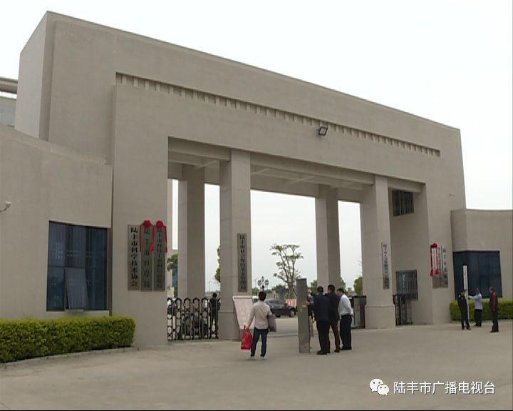 陆丰市一批新成立的工作机构挂牌 陆丰 第22张