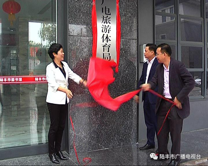 陆丰市一批新成立的工作机构挂牌 陆丰 第14张