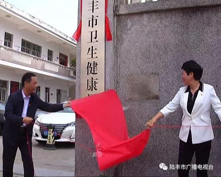 陆丰市一批新成立的工作机构挂牌 陆丰 第29张
