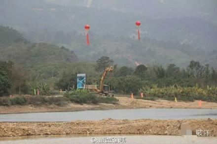 陆丰市陂洋镇隆重举行龙潭大桥工程开工仪式 陆丰新闻 第2张