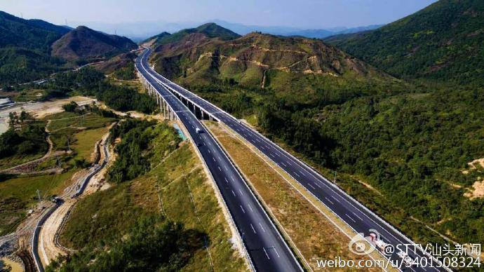 潮惠高速28日中午12点全线开放通车 陆河告别不通高速的历史 陆河新闻