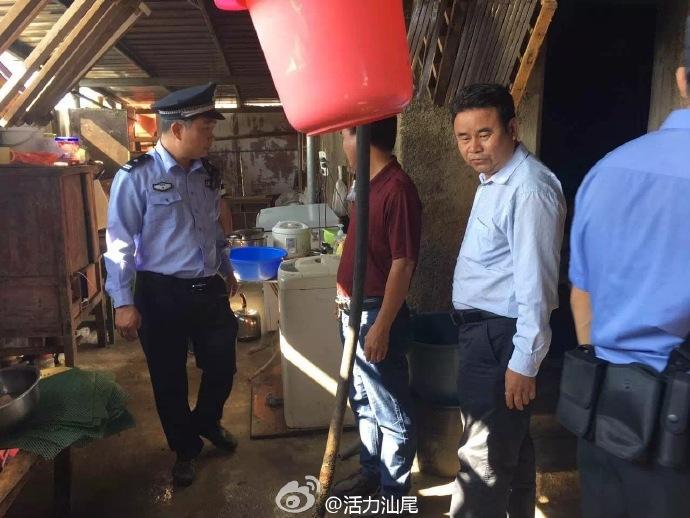 海丰县可塘镇出动近百人开展大清查行动 海丰新闻 第2张