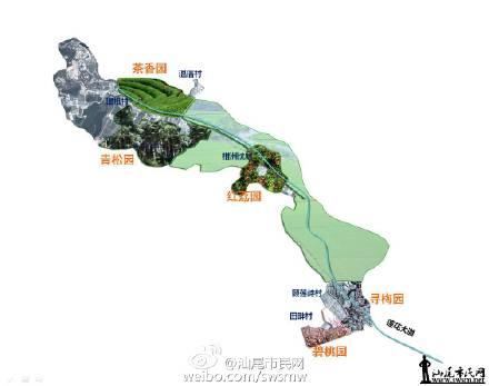 海丰计划把莲花片五村打造成为集宜居、产业、旅游、度假、观光于一体 海丰新闻 第1张