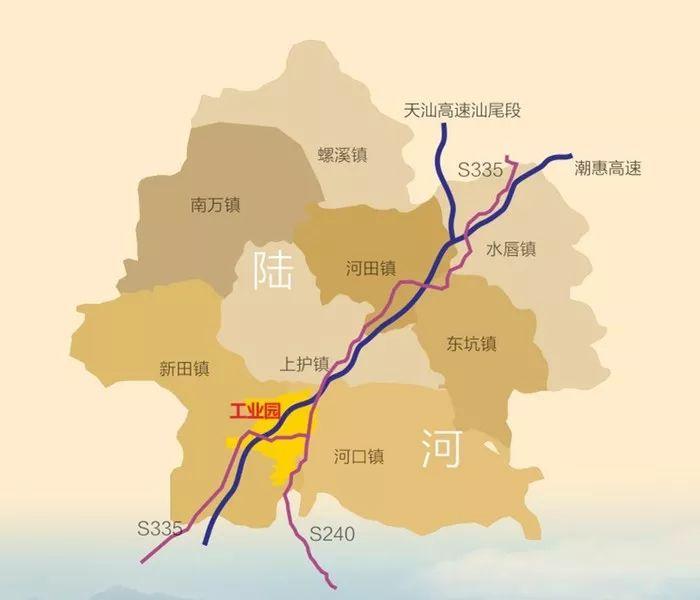 比亚迪等企业入驻 陆河新河工业园四个月产值18亿 陆河 第2张