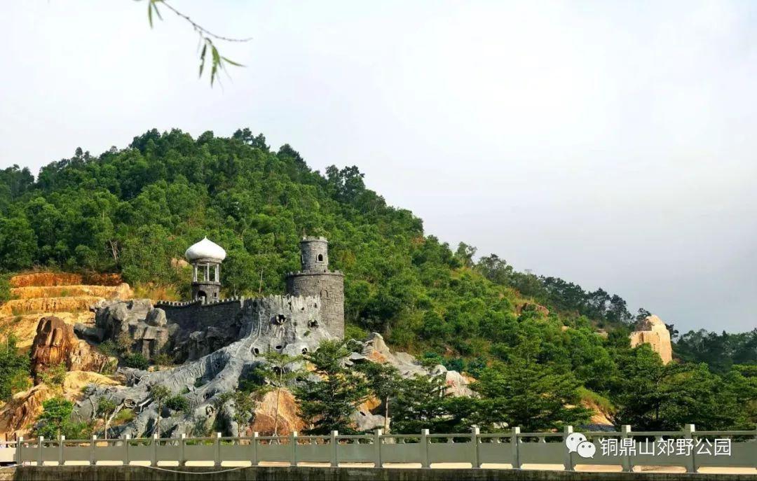 汕尾市铜鼎山旅游景区 粤东大型3D玻璃桥开通 汕尾 第8张
