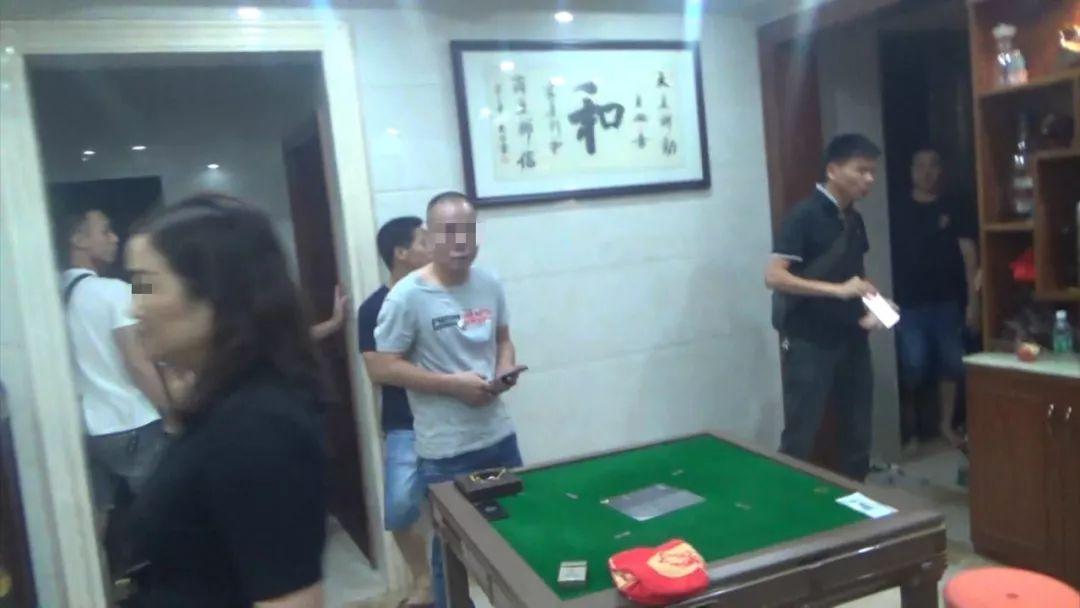 海丰城东某高层住宅藏赌 被警方凌晨一窝端 海丰 第1张