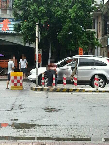 陆丰市广汕公路龙山路口路段发生一起枪击事件 陆丰新闻 第1张