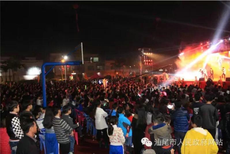 红海湾遮浪街道隆重举行妈祖文化旅游节 汕尾新闻 第5张
