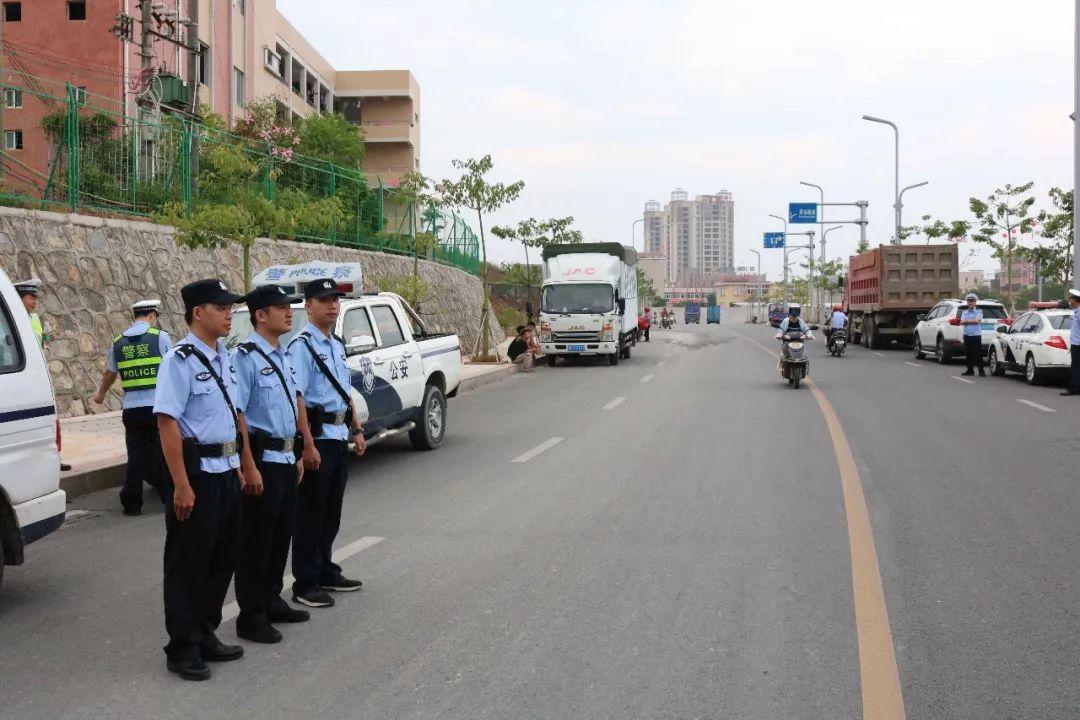 陆丰交警加大交通秩序整治力度 行拘15人 陆丰新闻 第2张