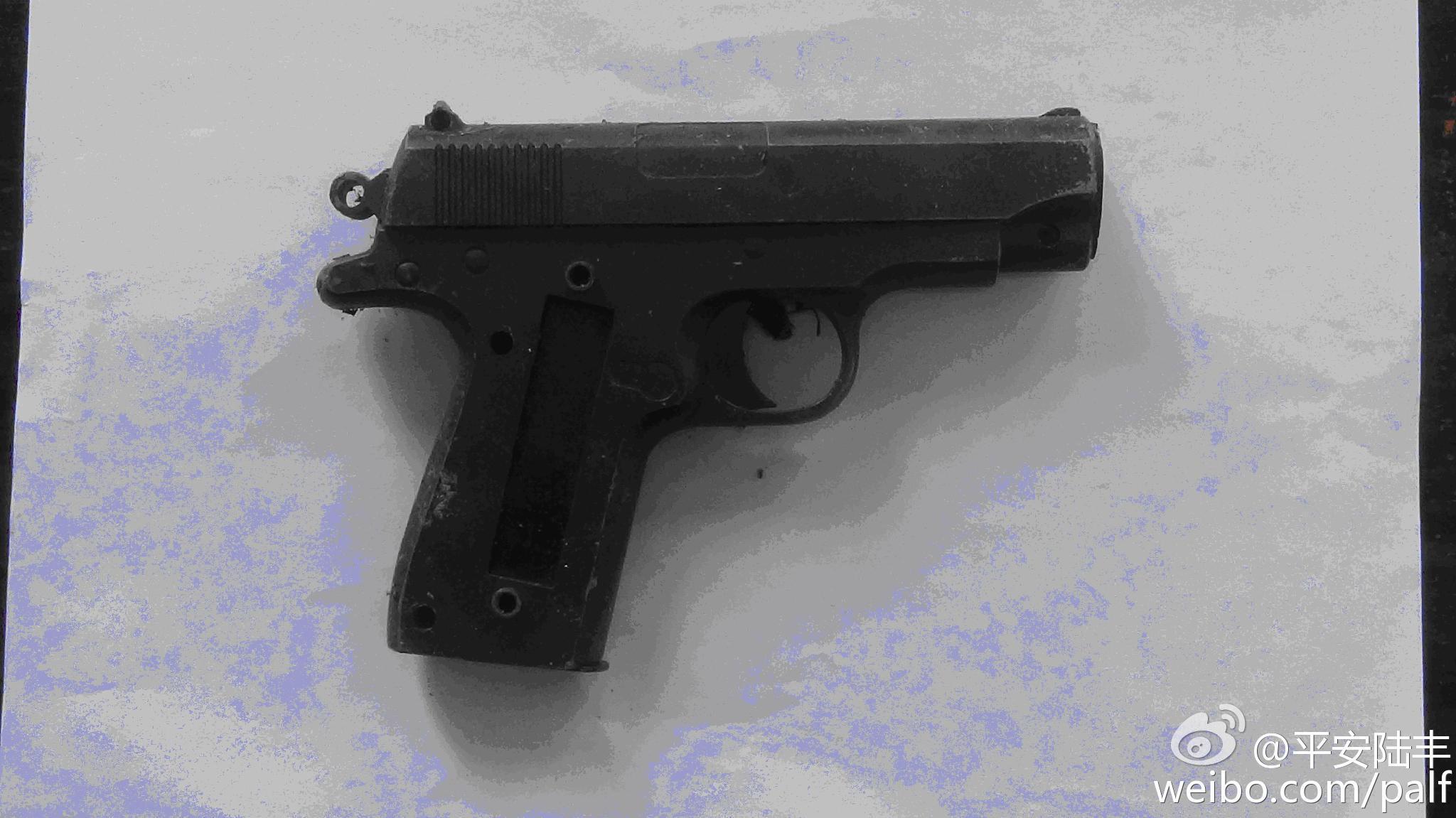 陆丰警方破获系列性持枪 抢劫、抢夺案件 陆丰新闻 第2张