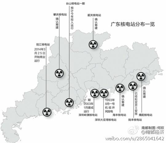 陆丰核电站即将开工 陆丰新闻