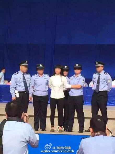 陆丰举行2015年第二次宣判大会 陆丰新闻 第5张