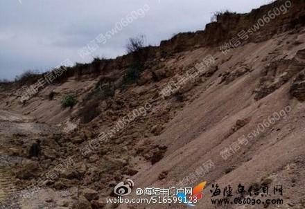 陆丰市大安镇艳墩村、旱田村疑为非法采砂相当严重 陆丰新闻 第1张